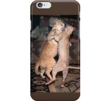 The Dancing Cats - iPhone case iPhone Case/Skin