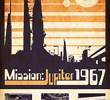 Mission: Jupiter 1967 by in23h