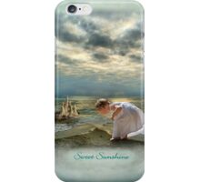 Sweet Sunshine (iPhone case) iPhone Case/Skin