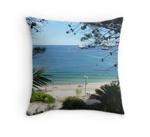 Beaulieu sur Mer Throw Pillow