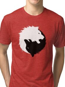 The Wolf and The Lion Tri-blend T-Shirt