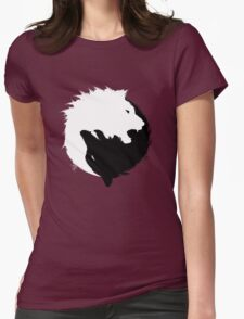 The Wolf and The Lion Womens Fitted T-Shirt