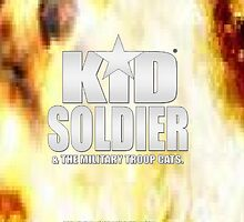 Kid Soldier Iphone Logo by TakeshiUSA