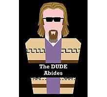 "Jeff ""the Dude"" Lebowski Photographic Print"
