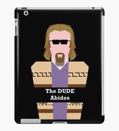 "Jeff ""the Dude"" Lebowski iPad Case/Skin"
