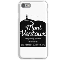 The Giant Of Provence iPhone Case/Skin