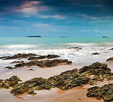 Emerald Dawn by Mark  Lucey