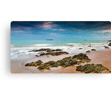 Emerald Dawn Canvas Print