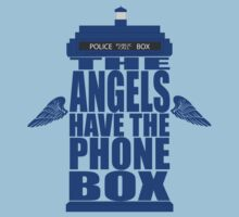Doctor Who - The angels have the phone box