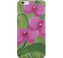 One Heart Orchids iPhone Case/Skin