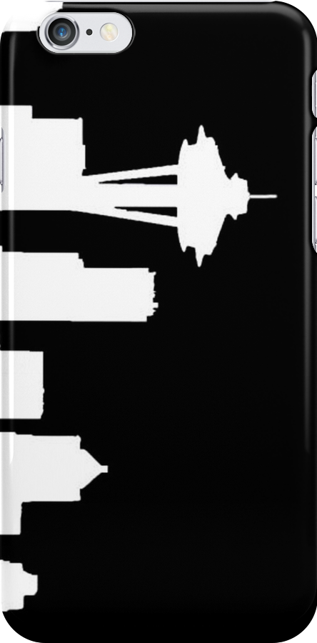 City Light iPhone case.  by Todd Rollins