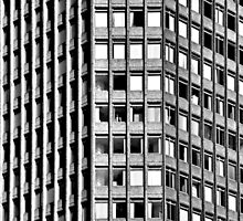Office Block by Artberry