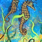 Seahorse Muse by Herb Dickinson