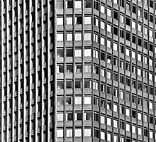 Office Block II by Artberry