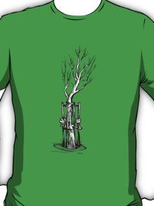caged tree T-Shirt