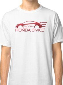 Honda Civic i-Vtec Classic T-Shirt