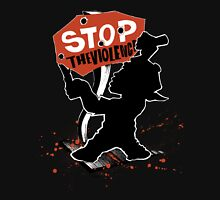stop the violence Unisex T-Shirt
