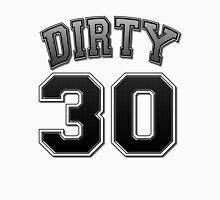 Dirty 30 halftone Unisex T-Shirt