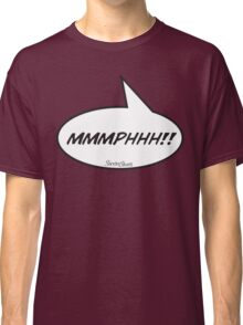 The MMMPHHH! Shirt from FetishCon Classic T-Shirt
