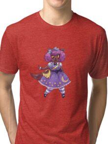 Halloween Lolitas: Werewolf Tri-blend T-Shirt