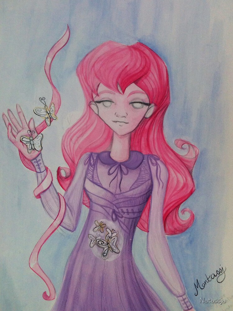 You Give Me Butterflies by Natassja