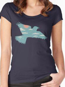 Skylark Women's Fitted Scoop T-Shirt