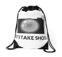 Camera Bag Drawstring Bag