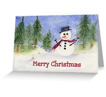 Let it snow, let it snow.... Greeting Card