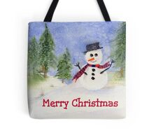 Let it snow, let it snow.... Tote Bag