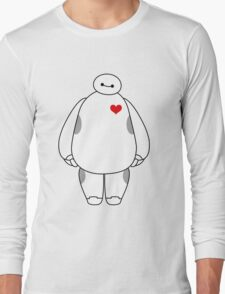 Lonely Baymax Long Sleeve T-Shirt