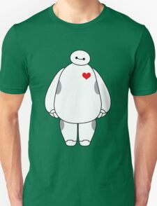 Lonely Baymax Unisex T-Shirt