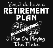 I Plan On Playing The Flute! by sophiafashion