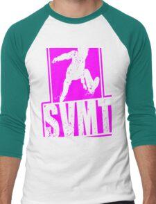 Breast Cancer? Men's Baseball ¾ T-Shirt