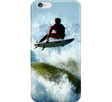 Surfer iPhone case iPhone Case/Skin