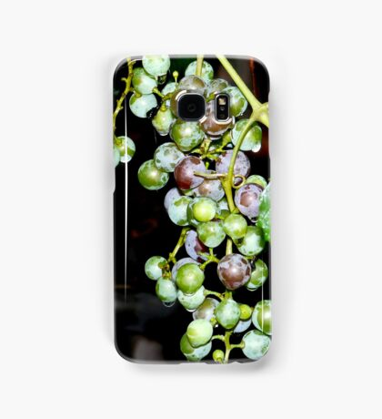 Grapes iPhone case Samsung Galaxy Case/Skin