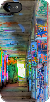 Under the Miami Marine Stadium case for iPhone 4/4S by njordphoto