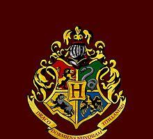 hogwarts logo by ilginschoices