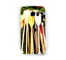 Canoe Paddles iPhone case Samsung Galaxy Case/Skin