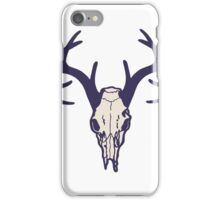 Stag Night iPhone Case/Skin