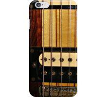 Guitar Strings (iPhone case) iPhone Case/Skin