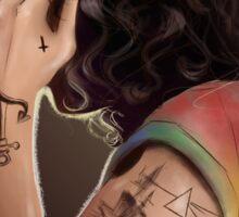 Rainbow Harry  Sticker