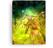 Dance of the Dead Canvas Print
