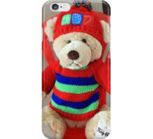 Frowning Teddy (iPhone Case) iPhone Case/Skin