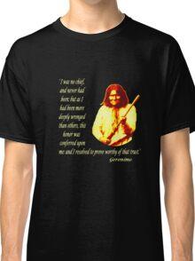 Geronimo II Classic T-Shirt
