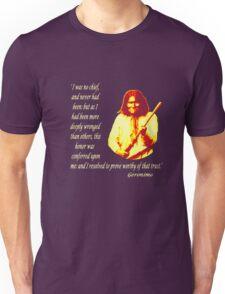 Geronimo II Unisex T-Shirt