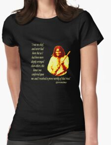 Geronimo II Womens Fitted T-Shirt