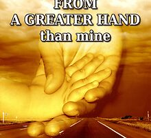 From a Greater Hand than mine  by Shayani Fernando