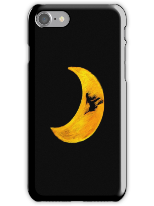 Witch Property iPhone Case by artisandelimage