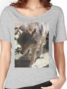 Prowling Wolf Women's Relaxed Fit T-Shirt