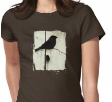 Early Bird  - JUSTART ©  Womens Fitted T-Shirt